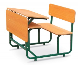 double-combination-table-school-furniture