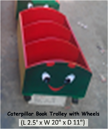 Caterpiller Trolly 1