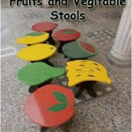 Fruits and Vegitable Stools